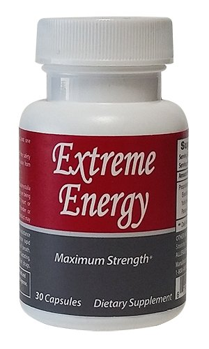 Extreme Energy as a herbal energy pill that works