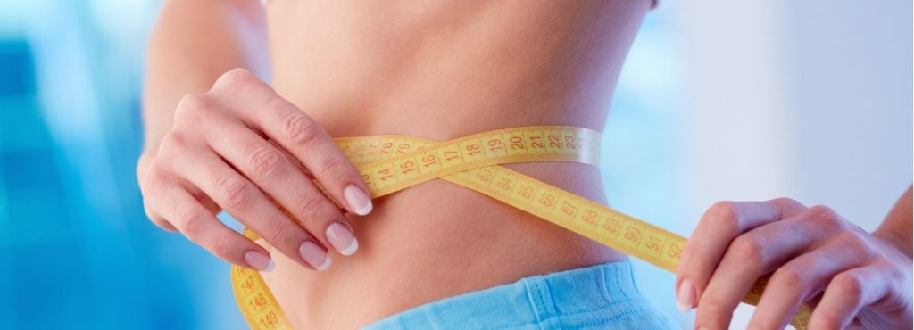 Use a bmi calculator to see your body fat percentage