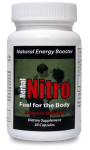 Natural, herbal fuel for the body