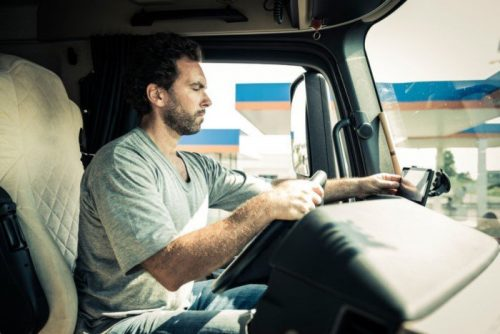 Have the type of long-lasting natural energy that a truck driver needs