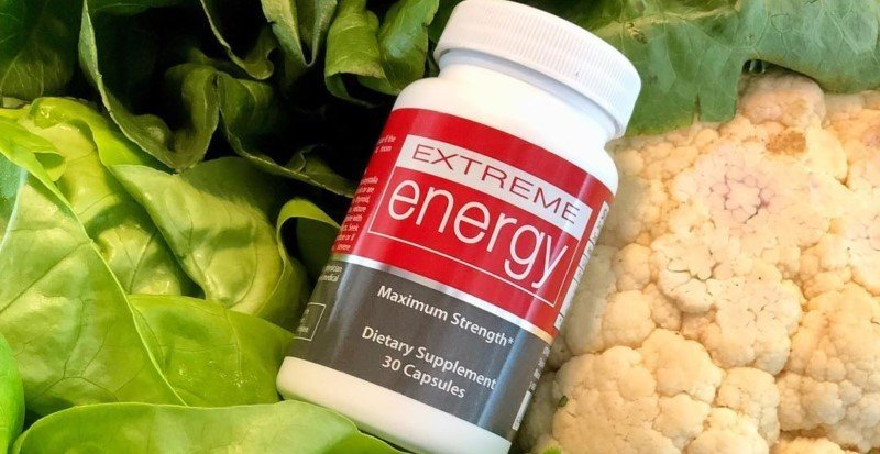 A premium natural energy for those who want extreme energy