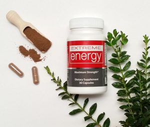 Extreme Energy is an all-natural energy booster that gives you extreme energy.