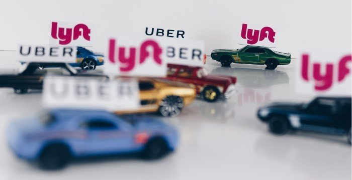 Calling an Uber or Lyft in the right place can save you lots of money.