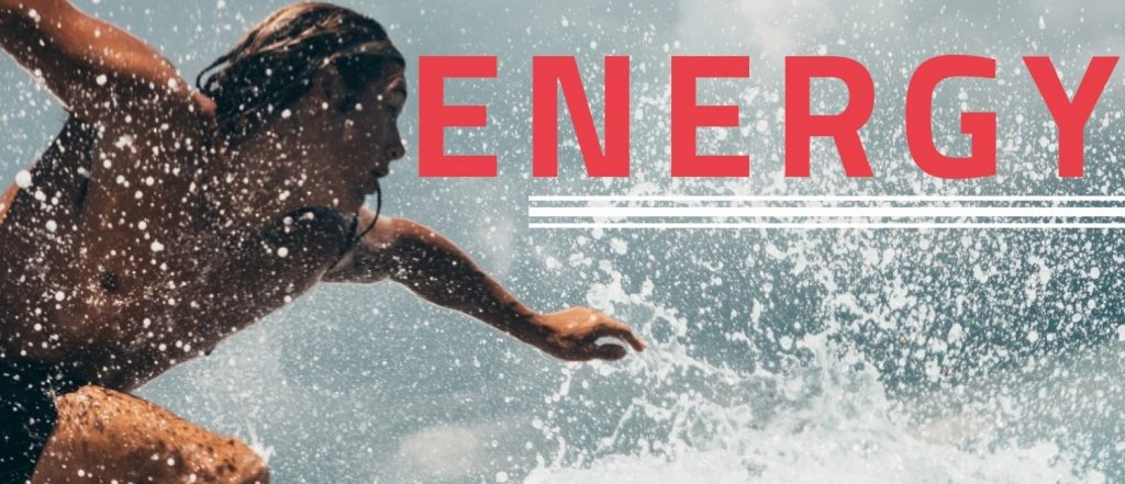 Extreme energy to fuel your body.