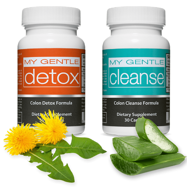 Colon Cleanse Detox Duo is a great 2-in-1 value to try our colon cleansing.