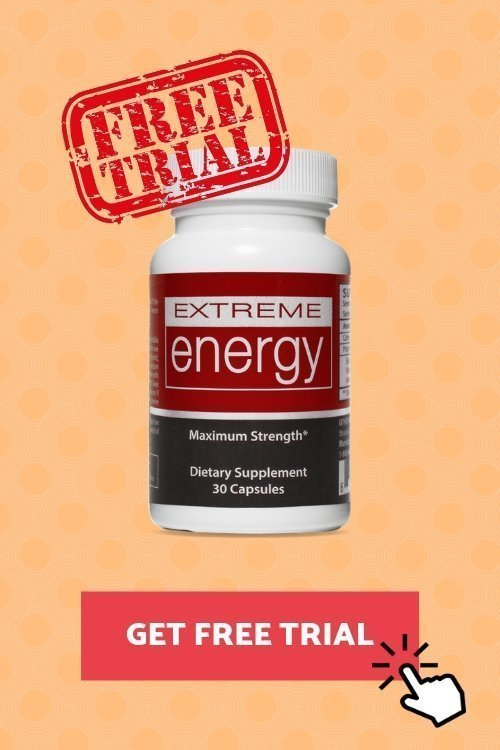 Try Extreme Energy for 5 days: shipping only