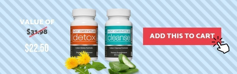 Add a colon cleanse combo to your energy!