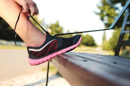 Walking can transform your health.
