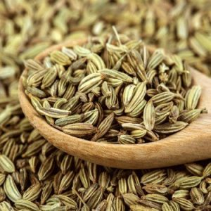 My Gentle Cleanse contains Fennel Seed
